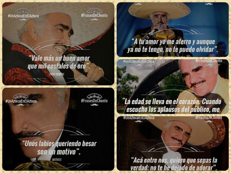 Descubre en esta serie de fotografías las mejores frases que esconden las canciones del único e inigualable Chente Fernández ¡Te van a encantar!