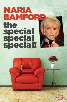 Insanely FUNNY!  Sweet and wild... Spend an intimate evening with Maria Bamford in her cozy 'shot-at-home' comedy special. Gleeful, thrilling, and oh so awkward Maria gets snug with her two person audience consisting of only her parents.
