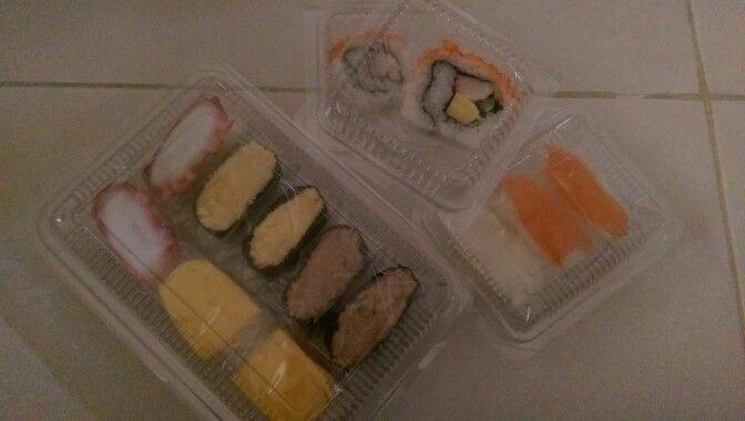 I  Sushi #JunshinExpress