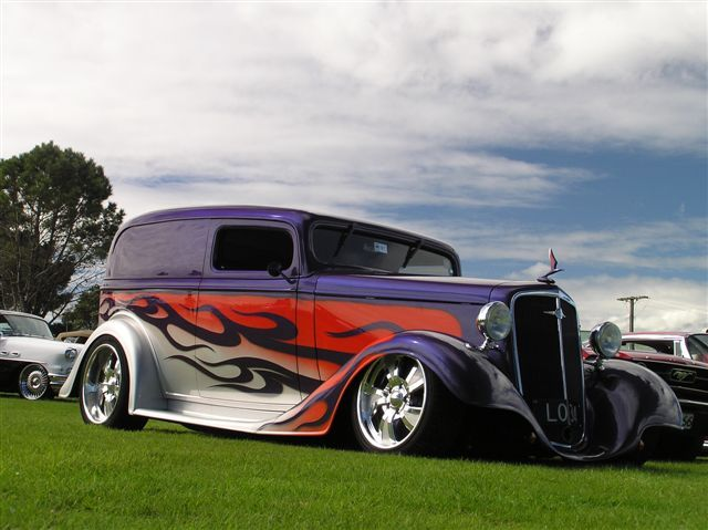 Hot Rod Muscle Car | Hot Rods and Street Rods? ...or... Muscle Car? - My Firefighter Nation