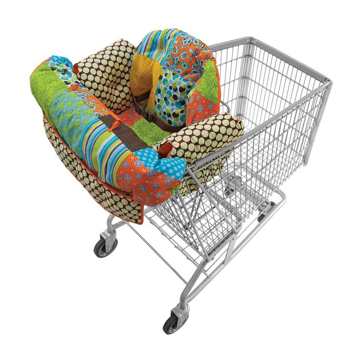 $39.99 Infantino UpRight Supportive Shopping Cart Cover