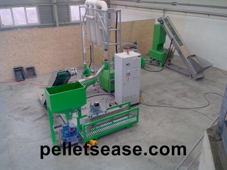 machine à #fabriquer #des #pellets Lignes automatiques de