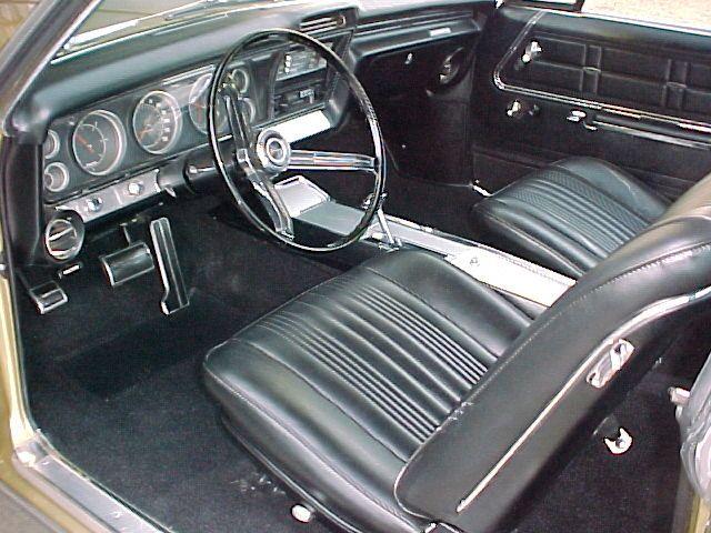 1967 Chevrolet Impala Picture Interior 1967 Impalas