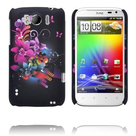 Valentine (Kukkat Yössä) HTC Sensation XL Suojakuori