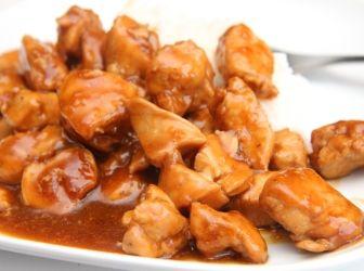 Édes-csípős csirke recept