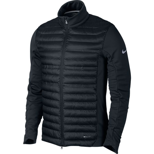The only jacket you'll need on the course this winter, Nike's Aeroloft Golf…