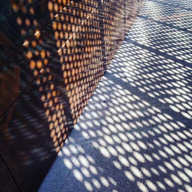 Hydropolis / ART FM #hydropolis #architecture #copper  #archilovers #polandarchitecture #polisharchitecture #wroclovers #miedź #perforation #architect #M2NH #architecturelovers #shadows #holes #light #hydropoliswrocław #miedzwarchitekturze #igerswroclaw #aurubis #urbanabstraction #polskaarchitektura