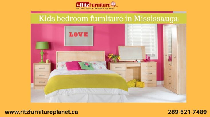 If you are looking Kids and Children Bedroom Furniture in Mississauga. Call: 905-232-7489, 289-521-7489. For more details visit our website: http://www.ritzfurnitureplanet.ca/Bedroom-Fur…/Kids-Bedroom/  #Furniture #Mississauga #latestfurniture #Ritzfurniture #Modern #homedecorate