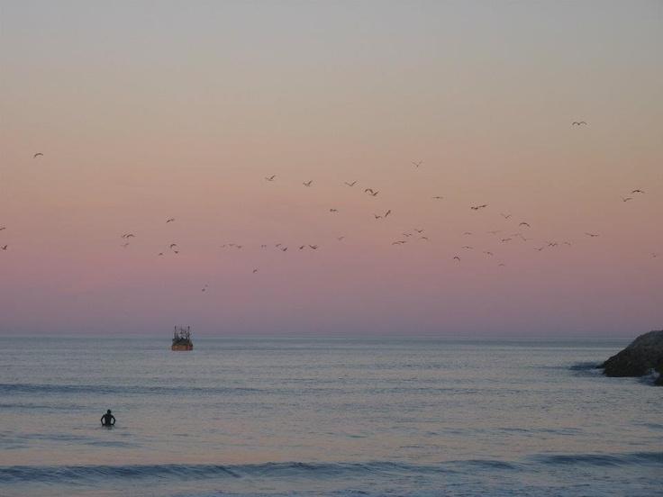 Playa unión - Chubut - Argentina