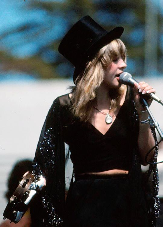 "crystalline-: ""Stevie Nicks, 1976"""