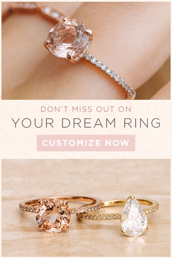 6c75ca96c9c38 Customize your own dream engagement ring at ApresJewelry.com! With ...