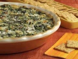 Kim & Ellory's Kitchen - Spinach & Articoke Dip