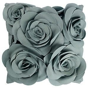 Have similar cushion from House of Fraser in pure grey tone