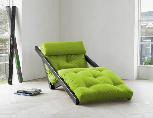 Figo Convertible Futon Chair / Bed, $499