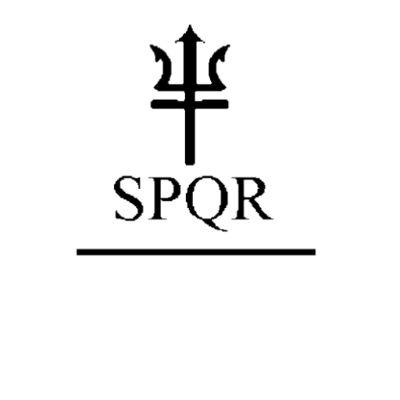 Percy's Neptune SPQR tattoo - bowgirl16559