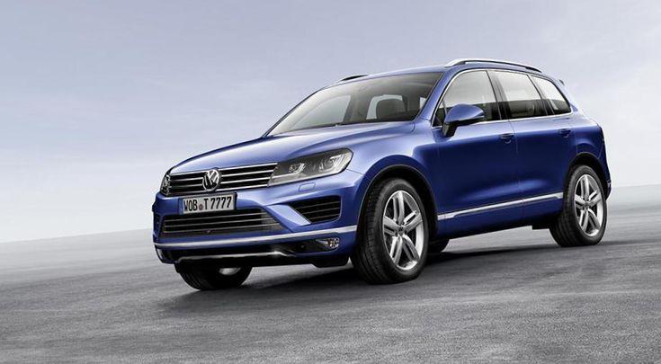 Touareg Volkswagen price - http://autotras.com