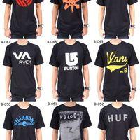 kaos t-shirt distro murah hitam merk branded ecer/
