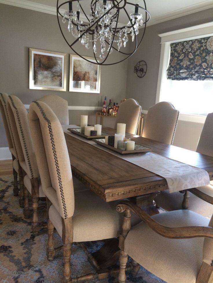 Blaine extendable dining table dining room table decor