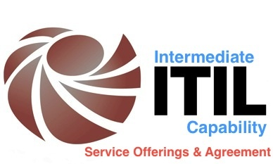 ITIL Intermediate Capability - Service Offerings & Agreement
