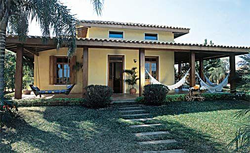 21 fachadas com alma brasileira - Casa