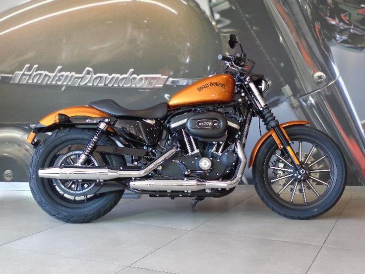 2014 HARLEY DAVIDSON SPORTSTER Iron 883 for sale