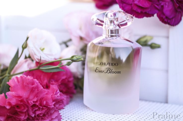 Ever Bloom Eau de Toilette   Shiseido