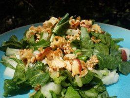 Bok Choy Salad. Photo by breezermom