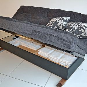 Sofa Bed With Under Storage