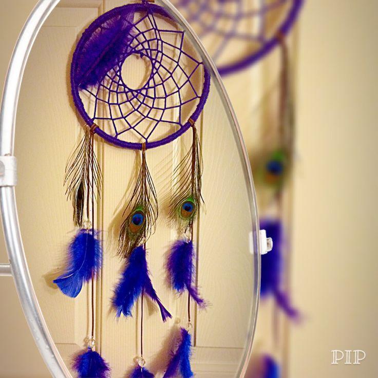 "9"" Royal purple JGDreams $55"