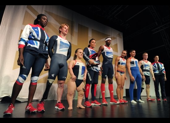 Britain's official Olympic uniforms, as designed by Stella McCartney: are they really so bad?