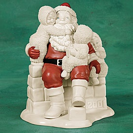 Department 56 Snowbabies And We've Been Really Good