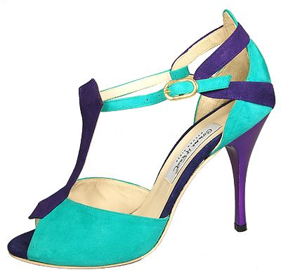 My dream tango shoes from Comme Il Faut. Le sigh . . .