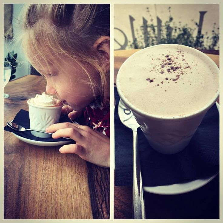 Ask for a Wee Hot Chocolate for your itty bitty, pint-sized, teensy weensy, mini-me. Not as hot, not as big, but definitely just as good!  Also now on our menu is Pumpkin Pie Hot Chocolate. Yesssss!