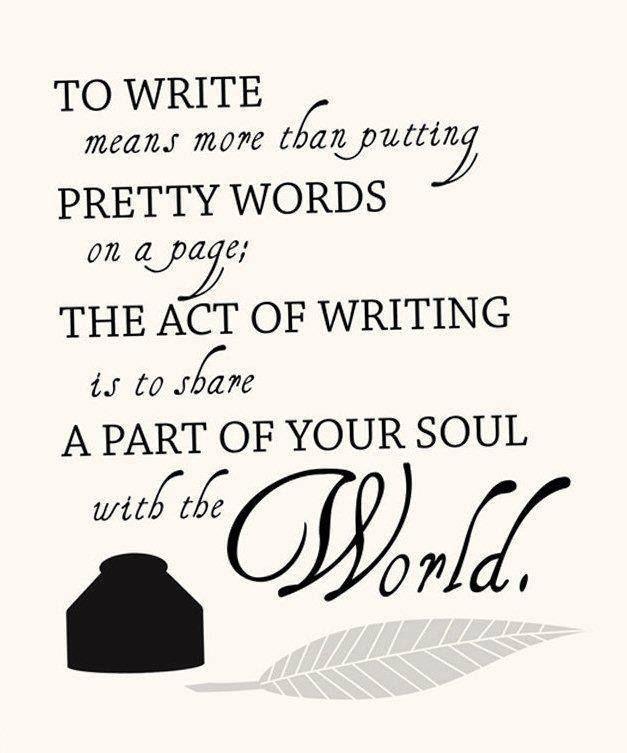 Smukke ord i flot design