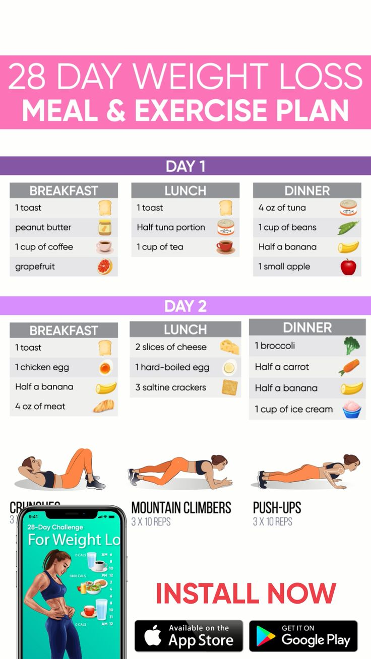 Pin on betterme weight loss plans challenges