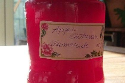 Apfel - Glühwein - Marmelade 1