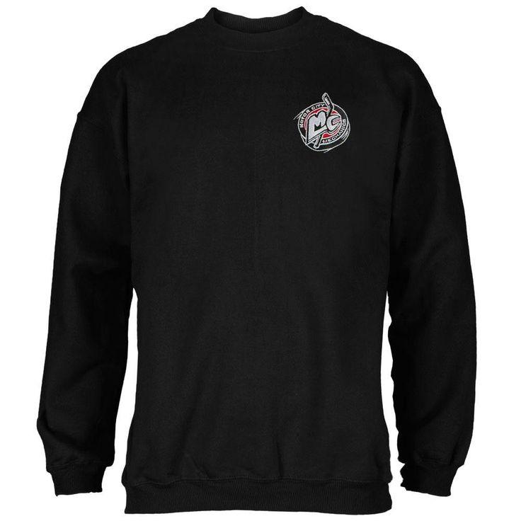 Detroit Motor City Mechanics - Embroidered Logo Sweatshirt