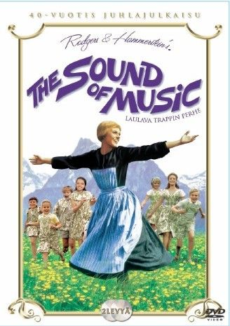 Sound Of Music - (DVD)