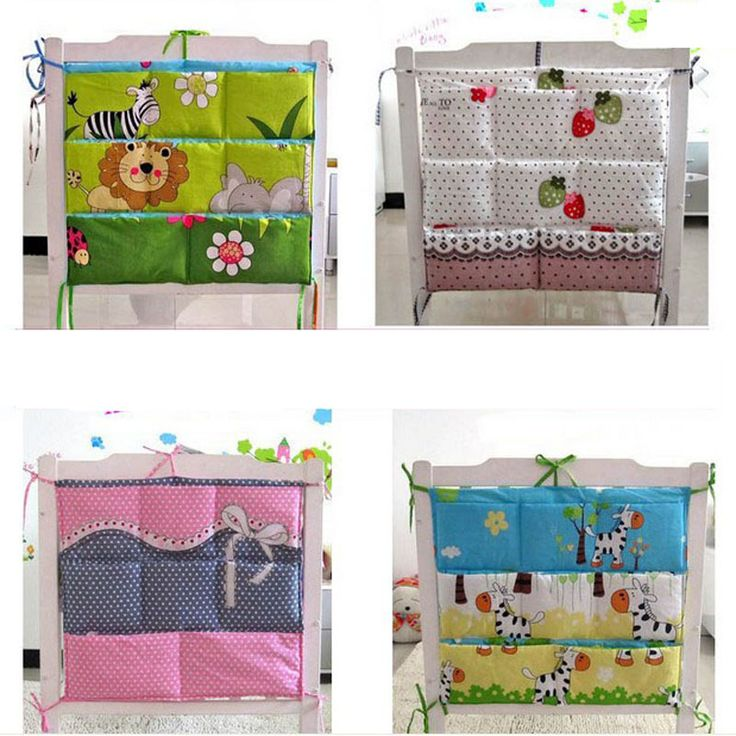 Cheap bed, Buy Quality bed rail directly from China diaper bag organizer pouches Suppliers: 		Product Specification	Baby Cot Bed Hanging Storage Bag Cotton Newborn Muslin Tree Crib Organizer Toy Diaper Pocket for