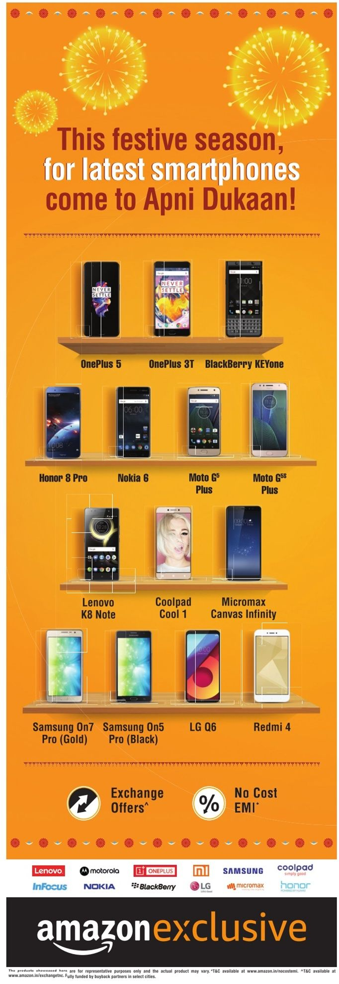 amazon-exclusive-this-festive-season-for-latest-smartphones-ad-times-of-india-delhi-03-09-2017