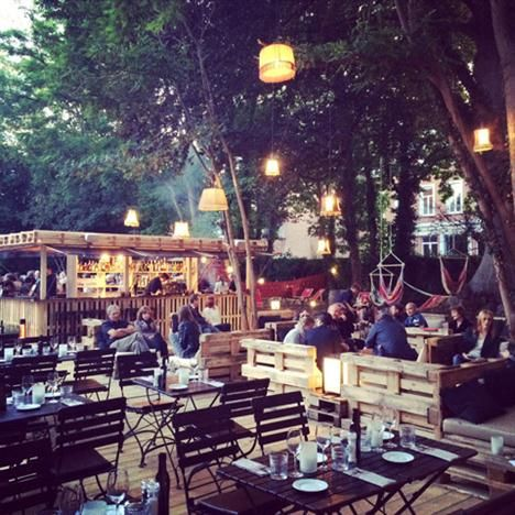 NEW - Josephine's summer bar & restaurant