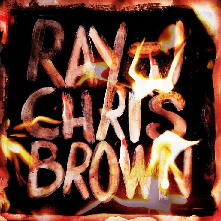 Stream Ray J & Chris Brown's New Collabo Mixtape 'Burn My Name'