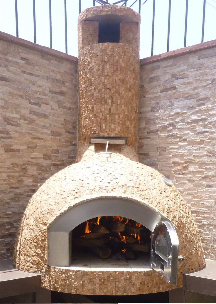 Mejores 17 im genes de hornos de barro en pinterest for Medidas de hornos pequenos