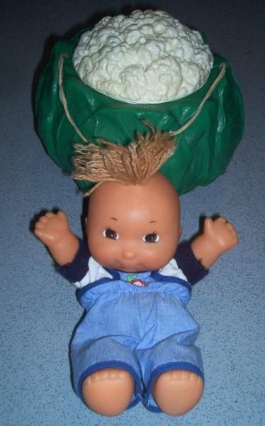 Cauliflower Kids - the poor mans Cabbage Patch Kid!  I think I had one...: Kids Dolls, Cabbages Patches Kids, Kids Knock, Cauliflowers Kids, Man Cabbages, Childhood Memories, Memories Lane, Cabbage Patch Kids, Childhood Toys
