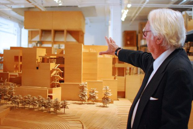 Richard Meier to be honored at 2012 Ellis Island Family Heritage Award Ceremony April 19