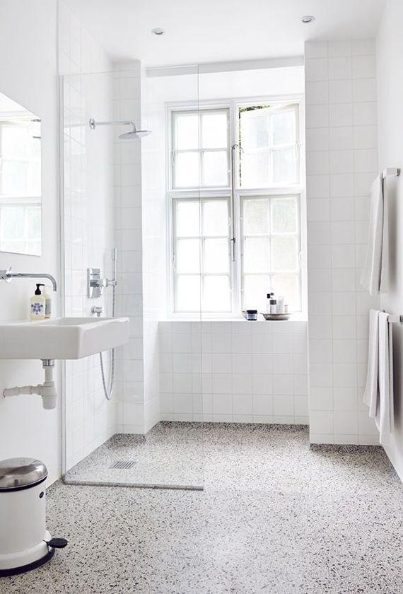 Best White Large Bathrooms Ideas On Pinterest Master Shower