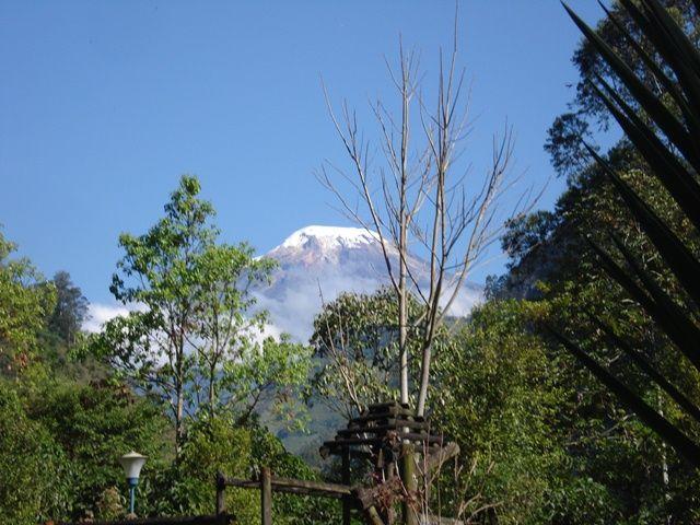 Foto de Camila -Nevado del Tolima