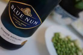 """""""""""Blue nun wine"""
