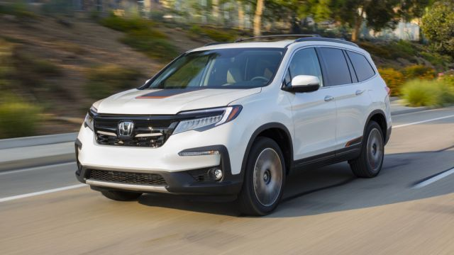 2020 Honda Pilot Will Offer Plenty Of Driver Assistance Features Honda Pilot Honda Car Models Honda