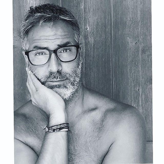 Pin for Later: Ce Mannequin Est la Version Hipster de George Clooney